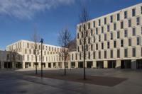 Campus Est di Lugano-Viganello corte