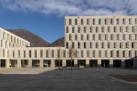 Campus Est di Lugano-Viganello lato