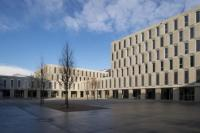 Campus Est di Lugano-Viganello corte 2