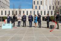 22 marzo 2021 - Cermonia di inaugurazione Campus Est - 36