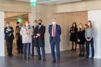 22 marzo 2021 - Cermonia di inaugurazione Campus Est - 41