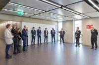 22 marzo 2021 - Cermonia di inaugurazione Campus Est - 42