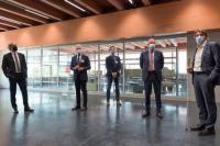 23 aprile 2021 - Cermonia di inaugurazione Campus Mendrisio - 21