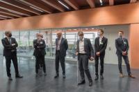 23 aprile 2021 - Cermonia di inaugurazione Campus Mendrisio - 22