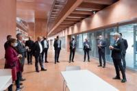 23 aprile 2021 - Cermonia di inaugurazione Campus Mendrisio - 4