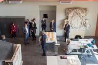 23 aprile 2021 - Cermonia di inaugurazione Campus Mendrisio - 41