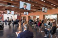 23 aprile 2021 - Cermonia di inaugurazione Campus Mendrisio - 47