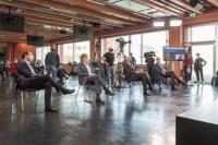 23 aprile 2021 - Cermonia di inaugurazione Campus Mendrisio - 62