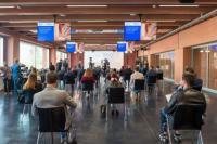 23 aprile 2021 - Cermonia di inaugurazione Campus Mendrisio - 66