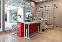 Campus Est di Lugano-Viganello, laboratorio