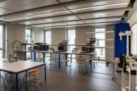 Campus Est di Lugano-Viganello, laboratorio 2