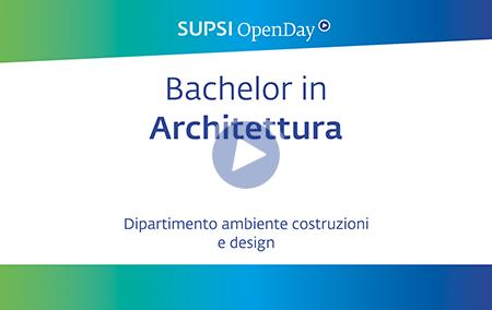 OpenDay_Architettura