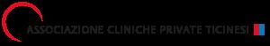 logo associazione cliniche private ticinesi per web
