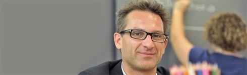 Bellinzona, 14 Luglio 2013, - Emanuele Berger, direttore di divisione e coordinatore DECS (Photo by Nicola Demaldi)