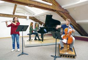 Bachelor in Musica - Bachelor in Musica e movimento